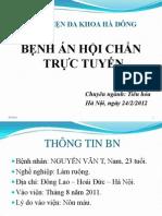 Tieu hoa_BV Ha Dong