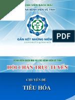 Tieu hoa_BV Lao Cai