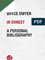 Bryce in Ernest