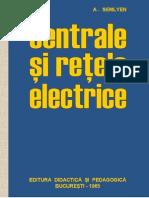 A Semlyen - Centrale Si Retele Electrice