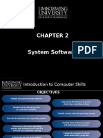 SYSTEM SOFTWARE CHAPTER 2