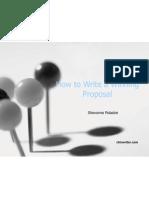 Writting Proposal