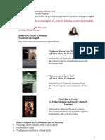 Matta El-Maskeen bibliography