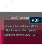 4 Book Summaries