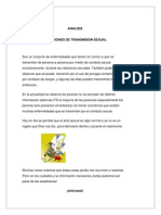 Analisis Infecciones de Transmision Sexual Jhosse