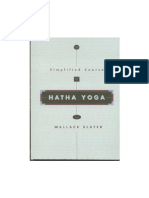 Hatha Yoga a Simplified and Practical Course.