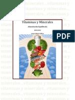 Vitaminas y Minerales_trabajo 2ªEva