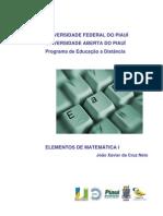 Elementos de a UFPI
