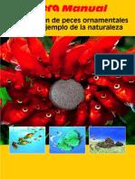 alimentacion de peces ornamentales