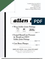 AllenWrotPricelist