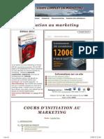 Cours Complet de Marketing - Piton