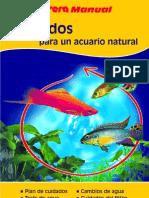 cuidados acuario natural