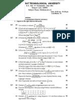 Maths-4 (140001)