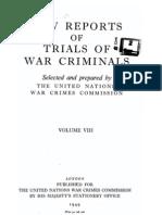 Law Reports Vol 8