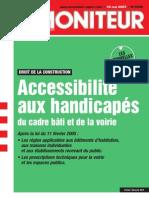 acces handicapés