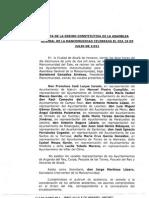 Acta Sesic3b3n Constitutiva Mancomunidad Del Este