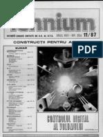 Tehnium 11 1987