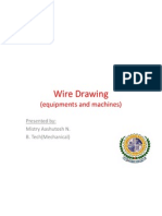 Wire Drawing
