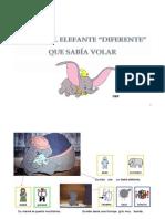 Cuento Dumbo Con Pictos