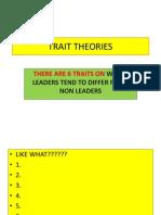 Trait Theories.pptx Ob
