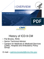 ICD-10 Overview Presentation