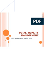 total quality management by bms