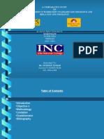 Sridhar Management Thisis Interim Report