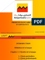 Produits Bancares Et Assurance AWB 2011