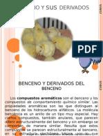 Benceno y Derivados Del Benceno