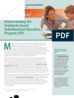 UnderstandingStandards-BasedIEPS