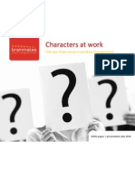 Characters at Work The Use of Person as in Product Management Brain Mates 100712051602 Phpapp02