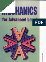 Mechanics For Advanced Level Physics