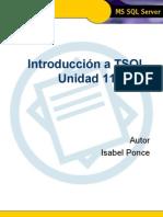 Introducci€¦ón a TSQL - Unidad 14