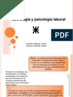 Sociologia y Psicologia Lab