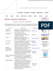 Social Research Glossary