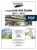 LIU Financial Aid Guide Updated 2011 2012 10-26-2011
