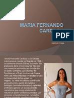 Maria Fernando Cardoso