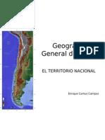 Geografa General de Chile