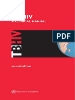 TB/HIV A CLINICAL MANUAL (second edition 2004) World Health Organization WHO
