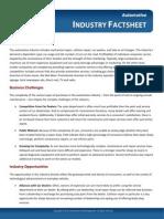Digital Marketing Automotive Factsheet WSI Online