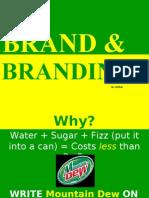Brand & Branding
