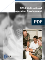 NC3A Multinational Cooperation Development