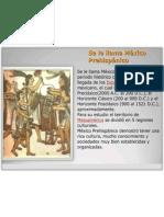 educacion Prehispanica