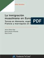 Migracion musulmana europa