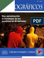 Cuaderno Monografico Pandillas Isna