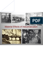 Material Effects of Industrialization Test