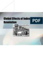 Global Effects of Industrial Revolution Test