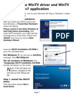 Wintv v7 Manual
