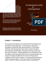 Introductory Guide to Listening Prayer Title and Body for Web