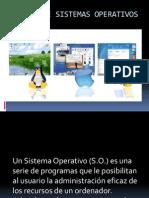 Tipos de Sistemas Operativos 2